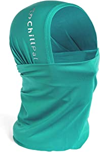 Chill Pal 12 in 1 Multi Style Cooling Neck Gaiter Face Cover