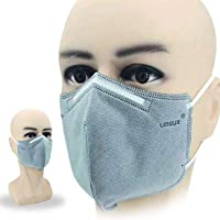 N95, KN95 Mouth Face Mask, Activated Charcoal 4 Layer Protection Filter Respirator Certification Certified