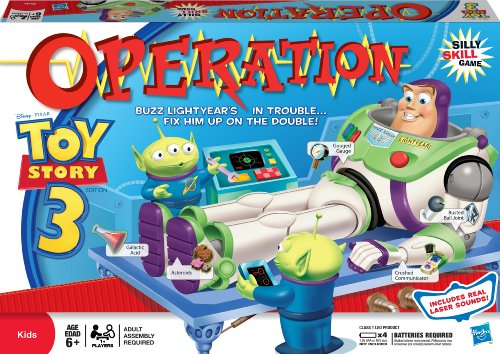 Toy Story 3 Operation Buzz...