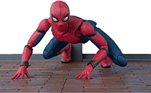 TAMASHII NATIONS Bandai Boys S.H. Figuarts Spider-Man: Homecoming Option Act Wall