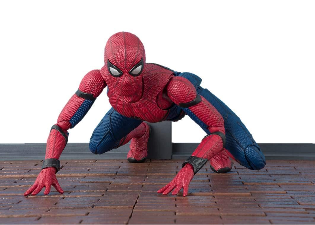 7e6b4b6694a Tamashii Nations Bandai Boys S.H. Figuarts Spider-Man: Homecoming Option  Act Wall