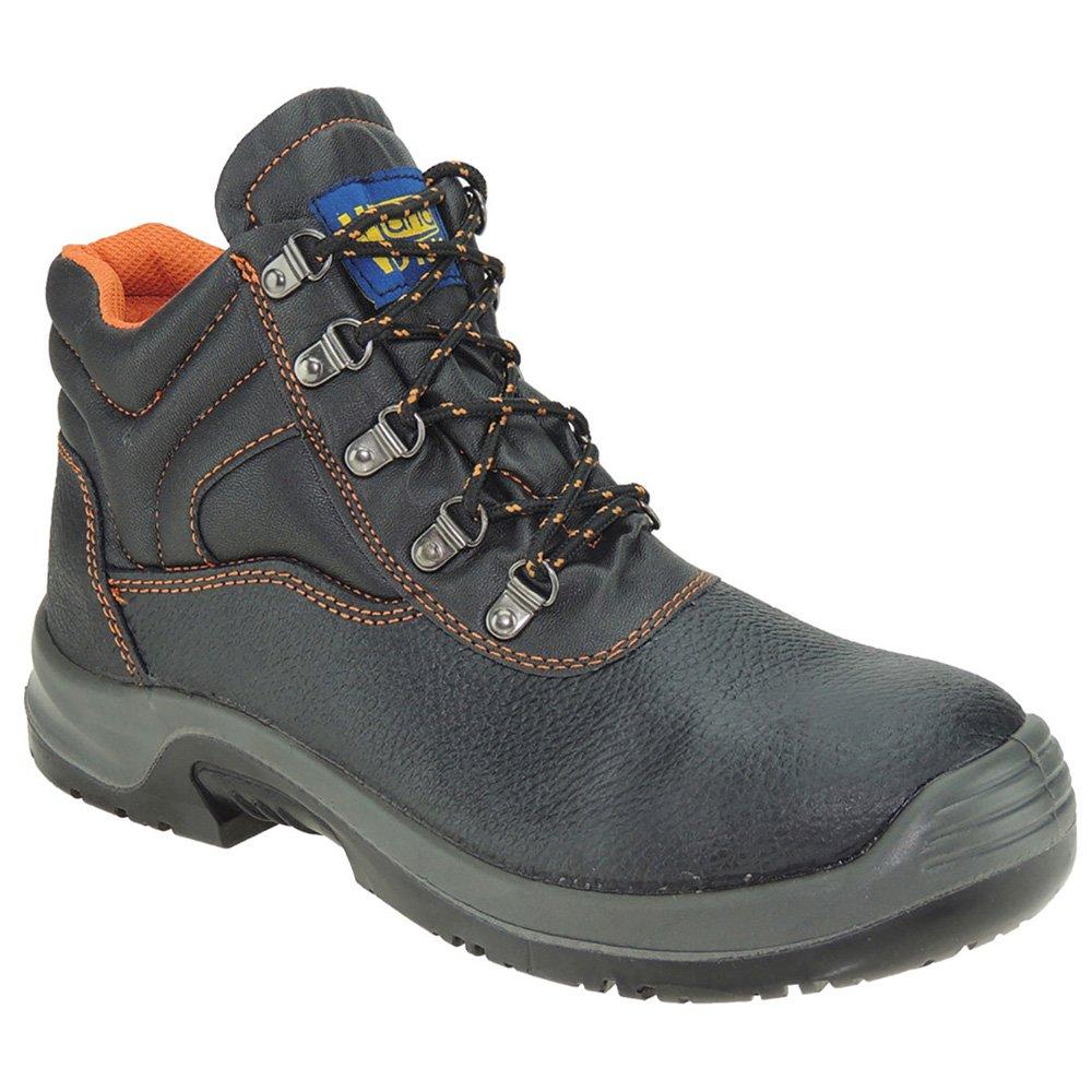 SEGARRA - Bota seguridad homologada - Modelo 1023, color NEGRO, Talla 44: Amazon.es: Zapatos y complementos