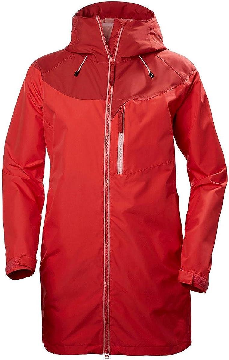 Helly-Hansen Womens Tralee Rain Coat