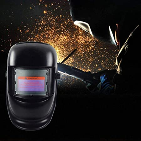Amazon.com: FOONEE Welding Helmet, Solar Powered Auto Darkening Welding Helmet with Wide Lens Adjustable Headband for Mig Tig Arc Welder Mask: Home & ...