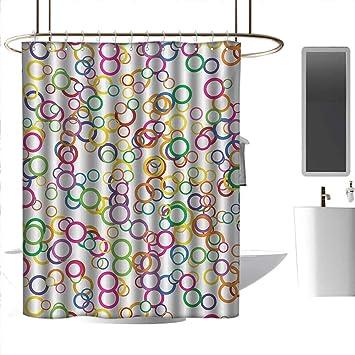 Amazon.com: Homehot cortinas de ducha para hombres, tus ...