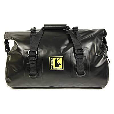 Wolfman Expedition Dry Duffel Bag Medium Black EX803
