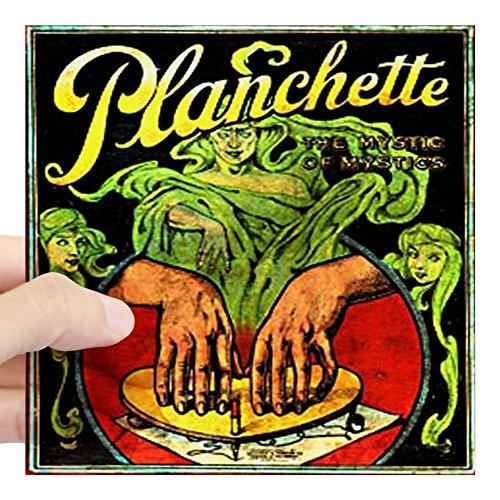 CafePress - Vintage Ouija Planchette Square Sticker 3