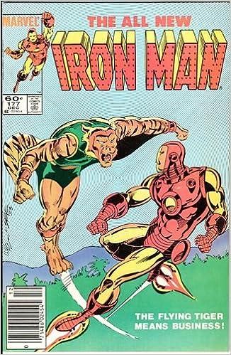 Iron Man #177: Dennis O'Neil & Luke McDonnell: Amazon com: Books