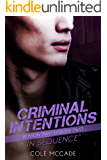 CRIMINAL INTENTIONS: Season Two, Episode Two: IN SEQUENCE