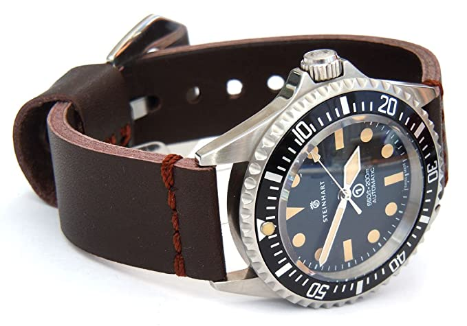 Eiei 24mmMettabrown Steinhart - Reloj