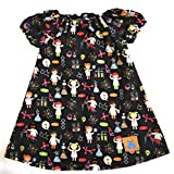 Bailey Bug Baby and Toddler STEM Science Peasant Dress (18-24 Months)
