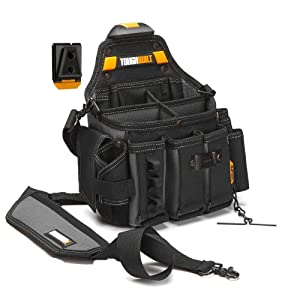 ToughBuilt - Master Electrician's Pouch with Shoulder Strap, TB-CT-104