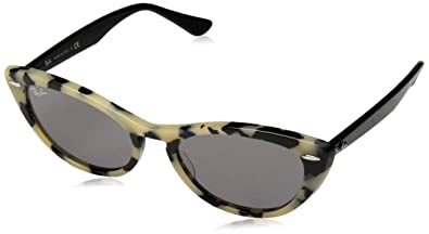 Ray-Ban Womens RB4314N Nina Cat Eye Sunglasses
