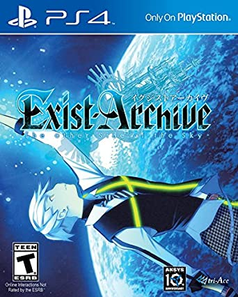 Kết quả hình ảnh cho Exist Archive The Other Side of the Sky cover ps4