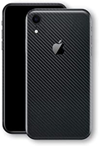 Bloom Skins for Apple iPhone XR/iPhone 10R   Luxury Carbon Fiber Protective 3M Vinyl Skin Decal Wrap Film Premium Ultra Slim Cover Back Sticker with 3D Texture   Made in USA