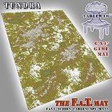 6x4' 'Tundra' F.A.T. Mat Gaming Mat
