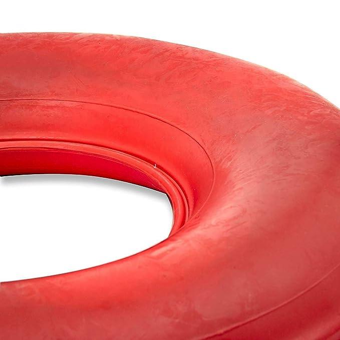 Cojín antiescaras hinchable de goma para hemorroides, diámetro 43 ...