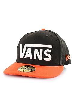 Gorra Vans: M Drop V New Era Black Tigerli BK/OR 7.1/2