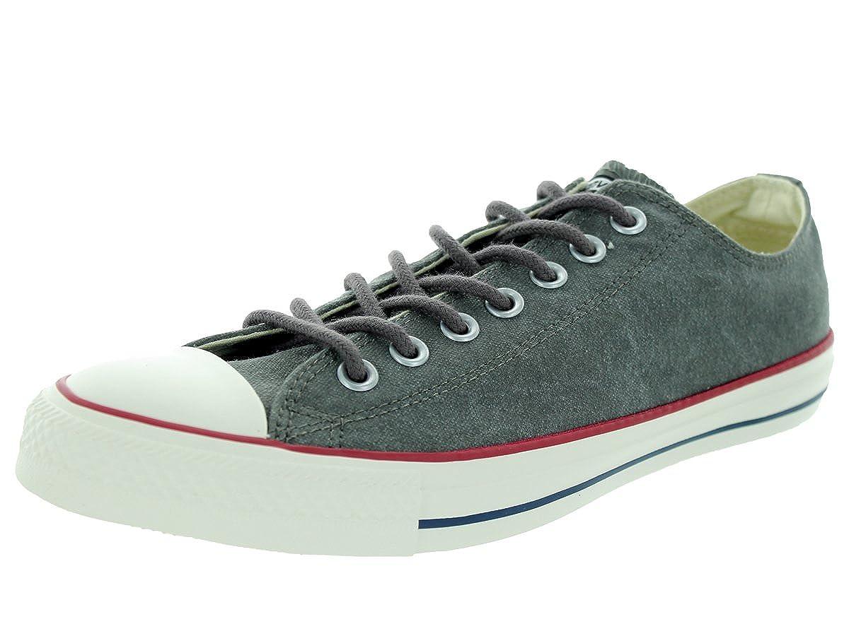 Converse - Chuck Taylor All Star Ox Textile Schuhe Charcoal
