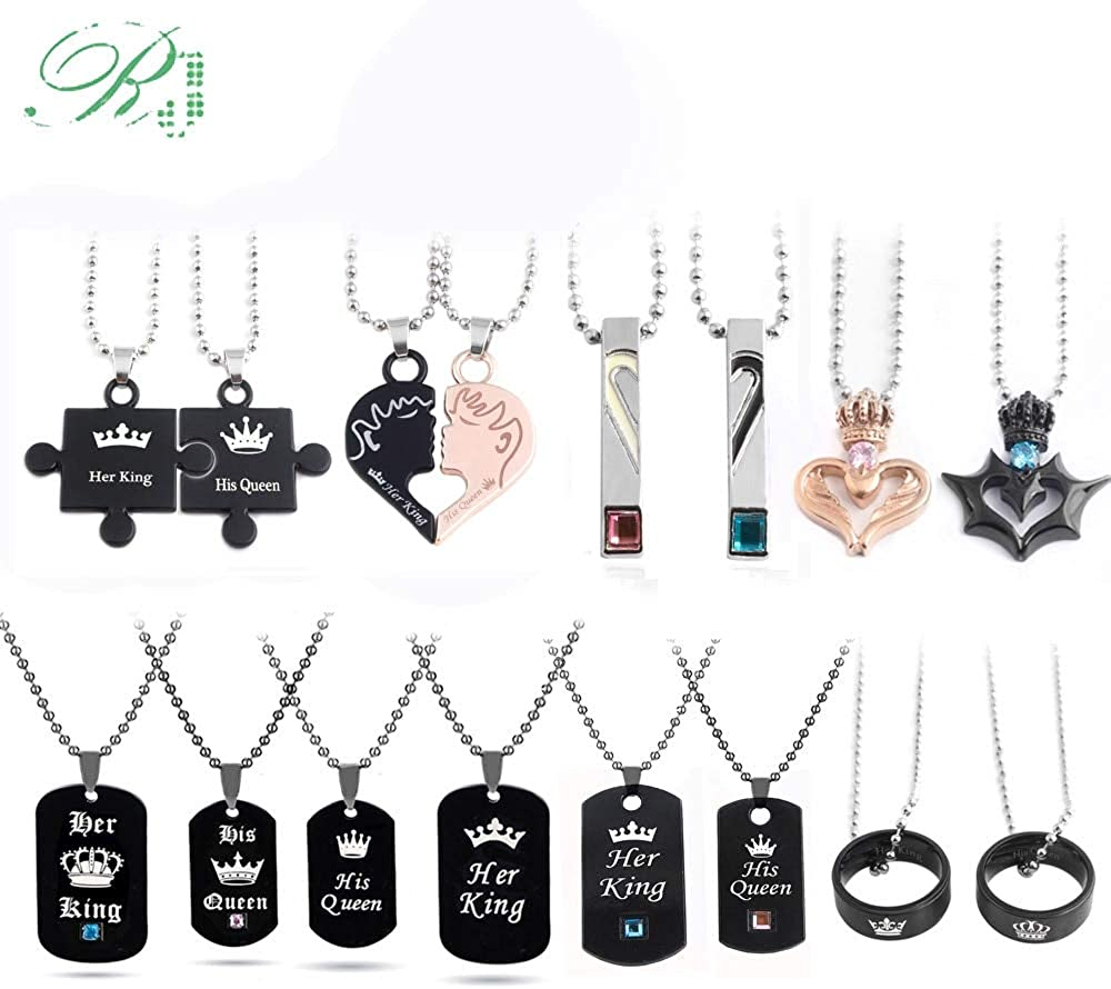 SephSmith Hot Her His Necklaces Pendants Women Men Day Gift Dropshippi
