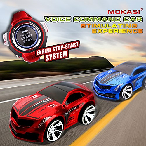 Mokasi%C2%AE Command Rechargeable Creative Voice activated