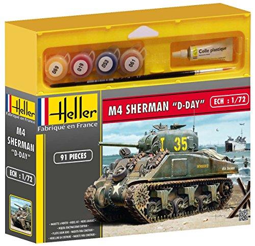 Heller 49892 - Modellbausatz Sherman