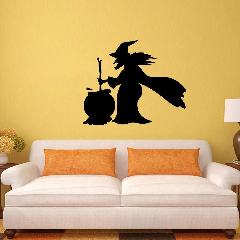 Amazon.com: Beautyonline Halloween Wall Stickers, Happy Halloween ...