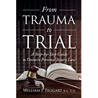 From Trauma to Trial: A Step-by-Step Guide to Ontario Personal Injury Law