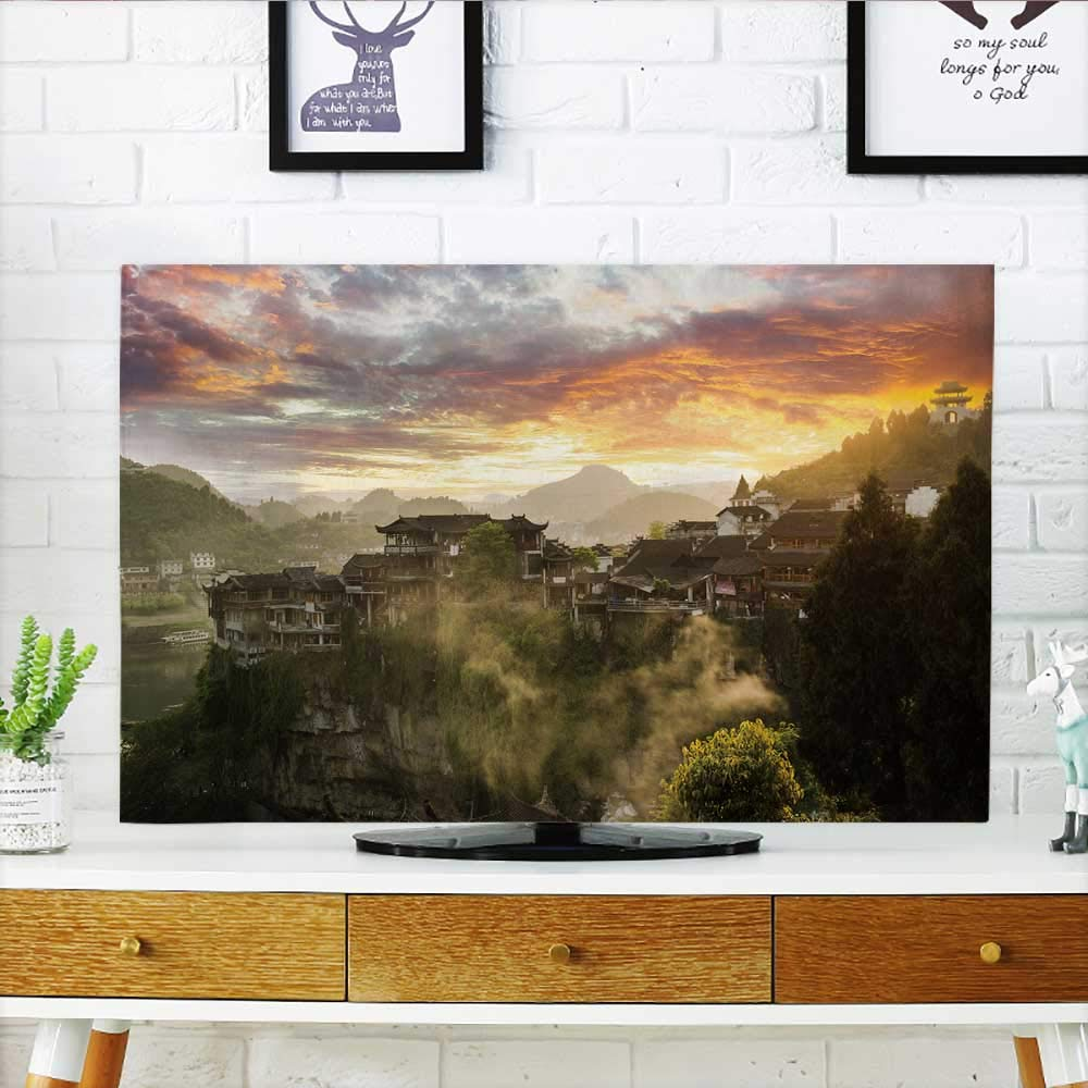 Philiphome Protect Your TV Furong Zhen is Ancient vilage in huna ubia China Protect Your TV W19 x H30 インチ/TV 32インチ W35 x H55 INCH/TV 60