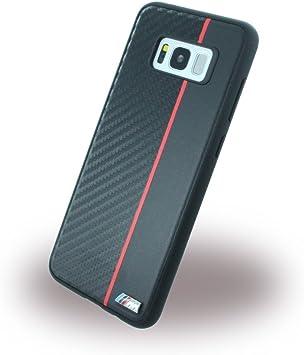 BMW bmhcs8lcaprbk CG Mobile Coque pour Samsung Galaxy S8 Plus Noir/Rouge