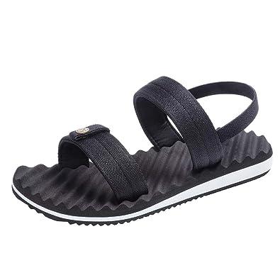 1c82ca7ef9f Magiyard Sandales Tong Homme Flip Flops Homme Tongs Hommes Chaussures  Sandales Homme Sandales Mode Homme Tongs