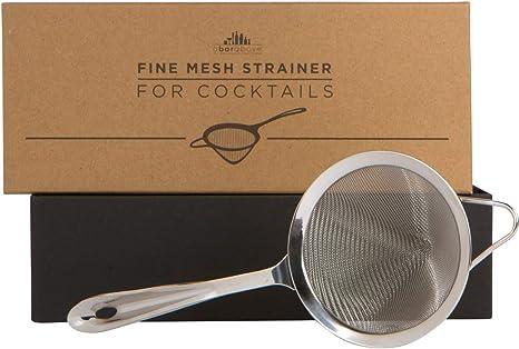 7 Colors Tee Tool Metal Drinking Halm Spoon Stainless Steel Strainer Tool