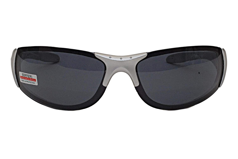 FERRARI Gafas de sol Unisex Gris Montatura Di Colore Grigio ...