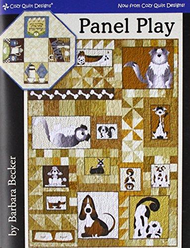 (Cozy Quilt Designs CZQCQD04020 Panel Play Book)