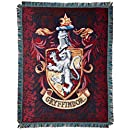 """Harry Potter, Godric's Quest Woven Tapestry Throw, 48"""" x 60"""""""