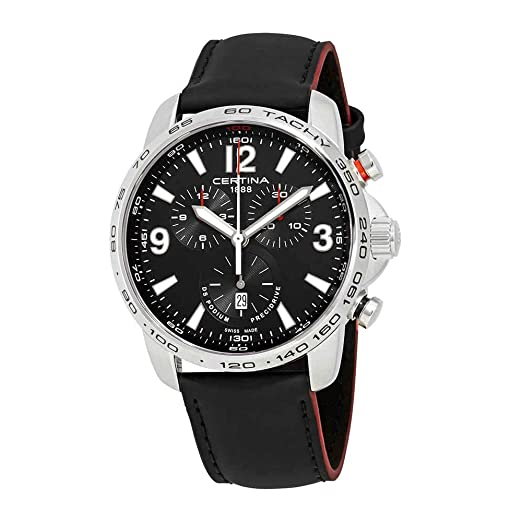 Certina DS Podium Reloj de Hombre Cuarzo 44mm C001.647.16.057.01: Amazon.es: Relojes