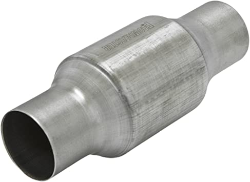 Flowmaster 2230125 223 Series 2.5 Inlet//Outlet Universal Catalytic Converter