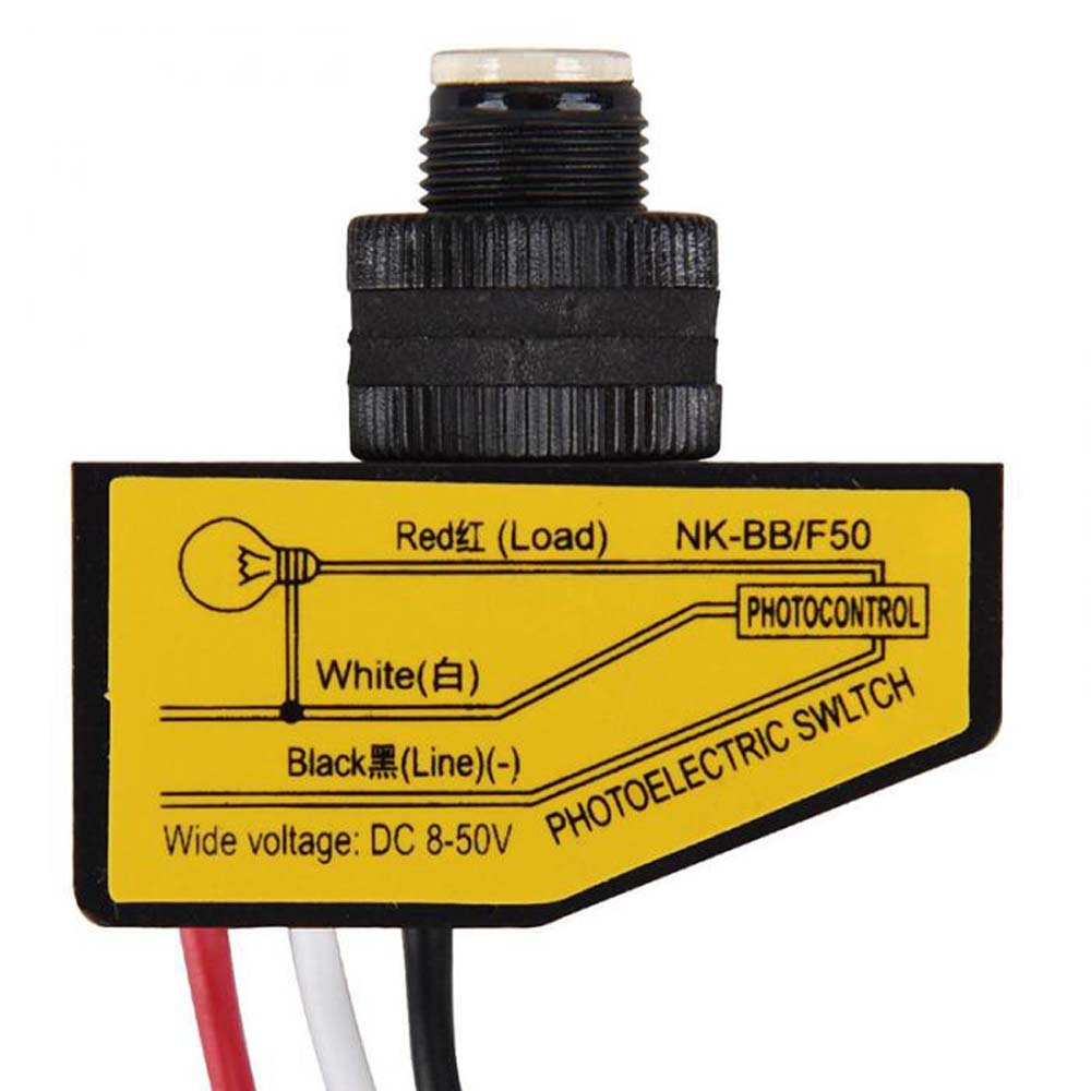 NK-BB/F50 8-50V DC Mini Micro Photoelectric Switch SCR ... on