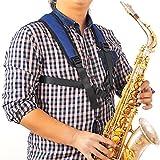 Saxophone Strap Adjustable Padded Saxophone
