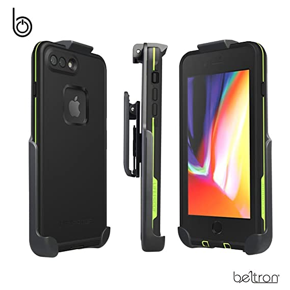 reputable site 36f71 70bad BELTRON Belt Clip Holster for the LifeProof FRE Case - iPhone 7 Plus 5.5in  (case not included) (Renewed)
