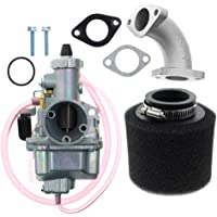 KKmoon 26mm Kit de carburador adecuado para Mikuni