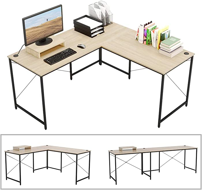 Top 9 2 Person Office Desk L