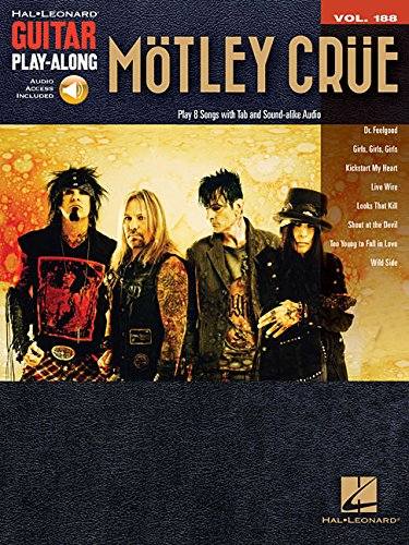 Motley Star Crue (Motley Crue: Guitar Play-Along Volume 188)