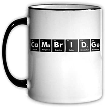 Amazon Cambridge Periodic Table Coffee Tea Mug With Chemical