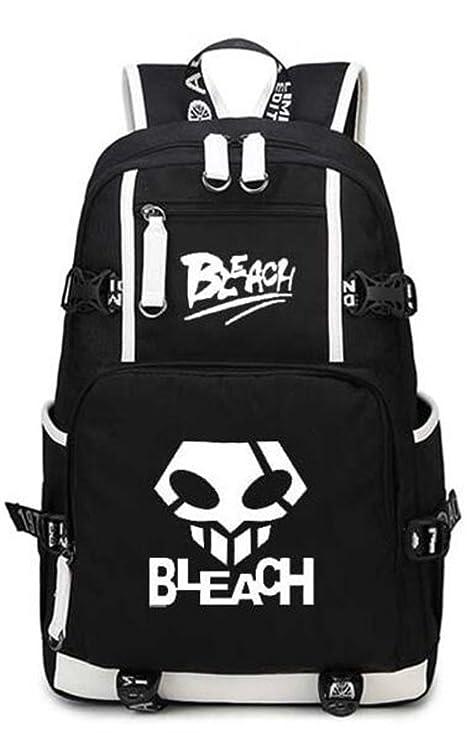 4e428c9a412 YOYOSHome Anime Bleach Cosplay College Bag Daypack Bookbag Backpack School  Bag