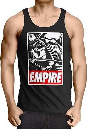 style3 Empire Camiseta de Tirantes para Hombre Tank Top T ...