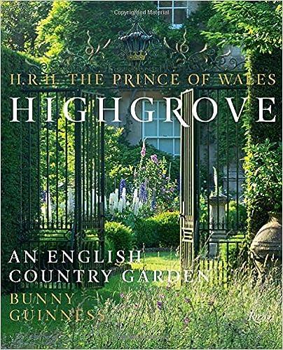 Highgrove, an English Country Garden | amazon.com