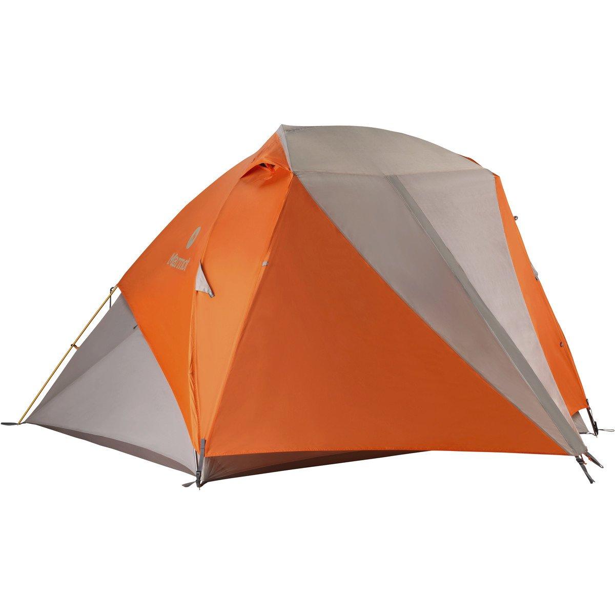 Marmot Argent 4P Tent Blaze/Sandstorm 2016 Kuppelzelt