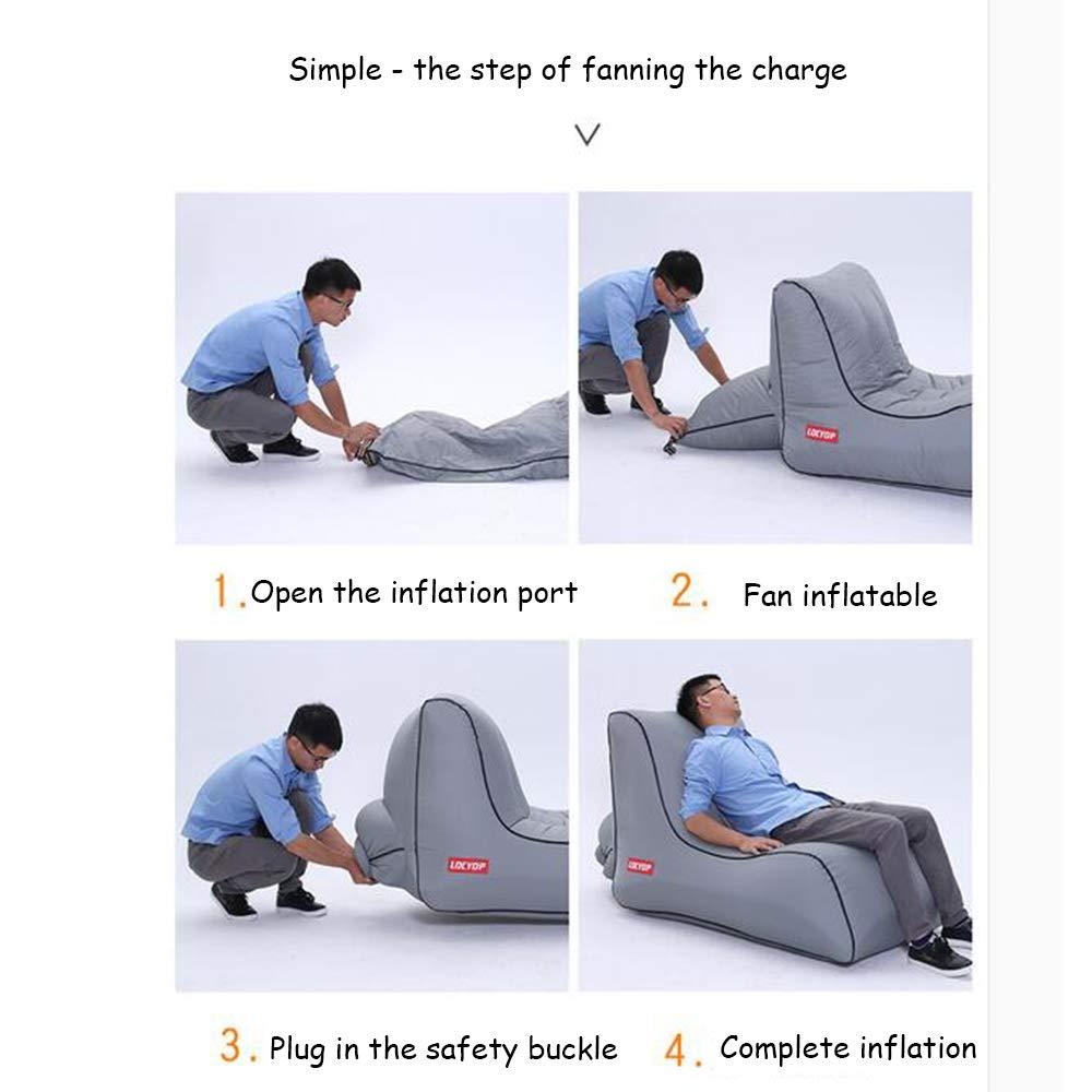 Canapé lit étanche Gonflable intérieurextérieur Couchfor 0wkZN8nXOP