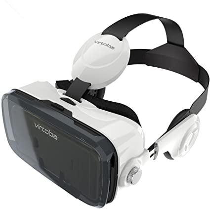 Virtoba X5-VR-Gafas 3D-Casco de Realidad Virtual para Smartphone ...